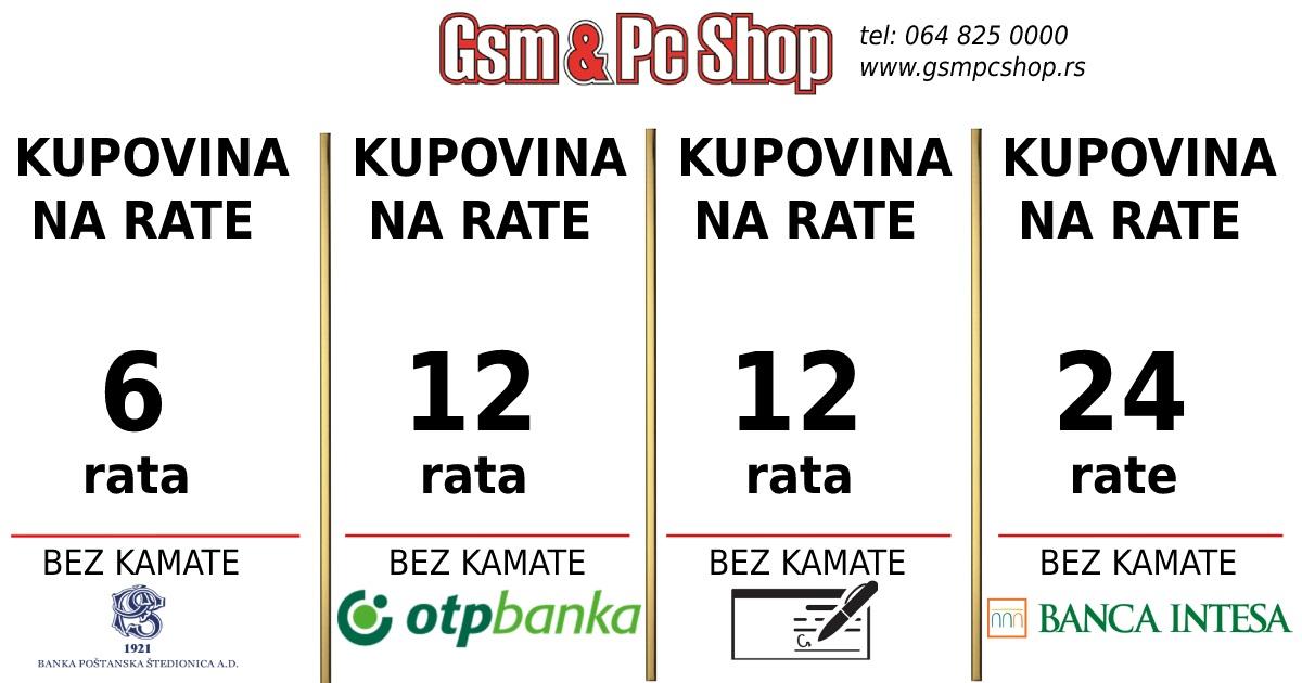 kupovina na rate