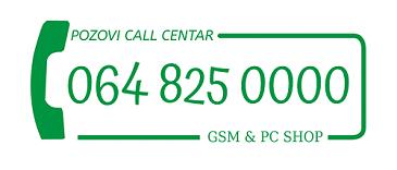 Call centar banner