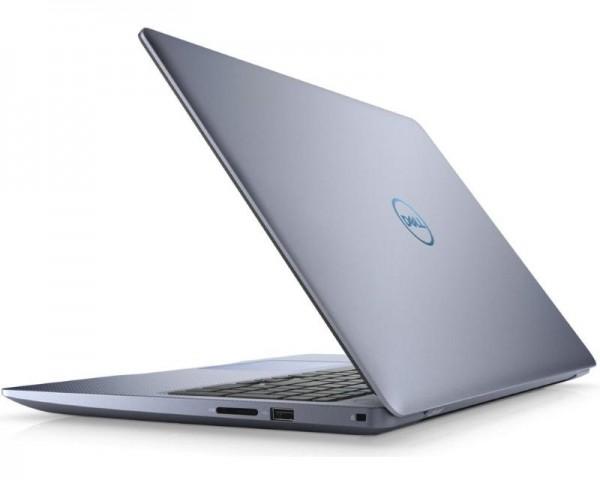 DELL G3 15 (3579) 15.6'' FHD Intel Core i5-8300H 2.3GHz (4.0GHz) 8GB 256GB SSD GeForce GTX 1050 4GB Backlit plavi Ubuntu 5Y5B