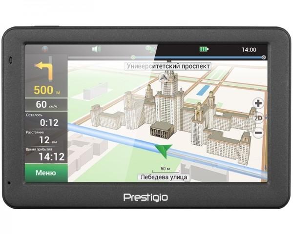 PRESTIGIO GeoVision 5059 5'' Navitel navigacioni uređaj