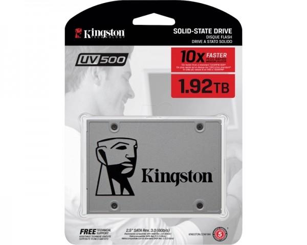 KINGSTON 1920GB 2.5'' SATA III SUV5001920G SSDNow UV500 series