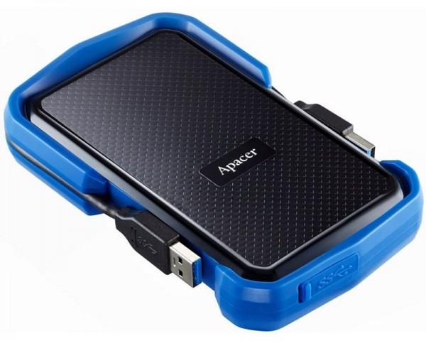 APACER AC631 1TB 2.5'' plavi eksterni hard disk
