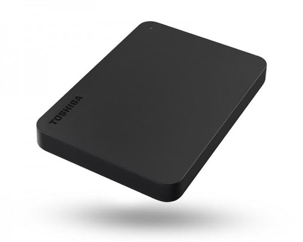TOSHIBA Canvio Basics 1TB 2.5'' crni eksterni hard disk HDTB410EK3AA