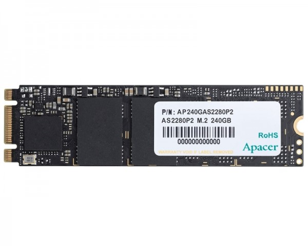 APACER 240GB AS2280P2 M.2 PCIe