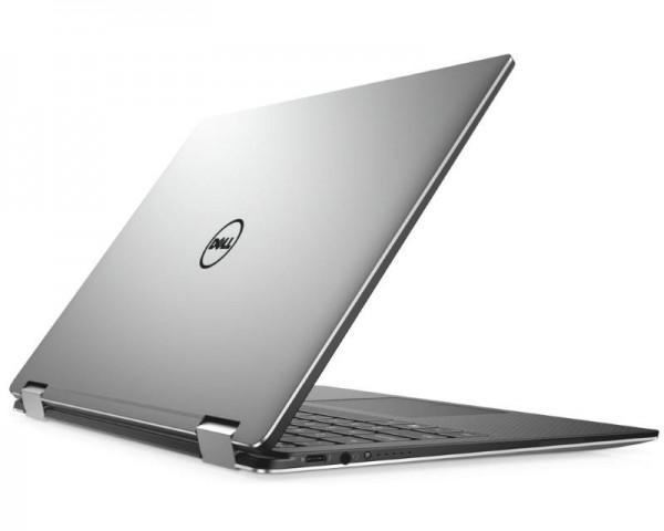 DELL XPS 13 (9365) 2-u-1 13.3'' FHD Touch Intel Core i5-8200Y 1.3GHz (3.9GHz) 8GB 256GB SSD Backlit Windows 10 Professional 64bit srebrni 5Y