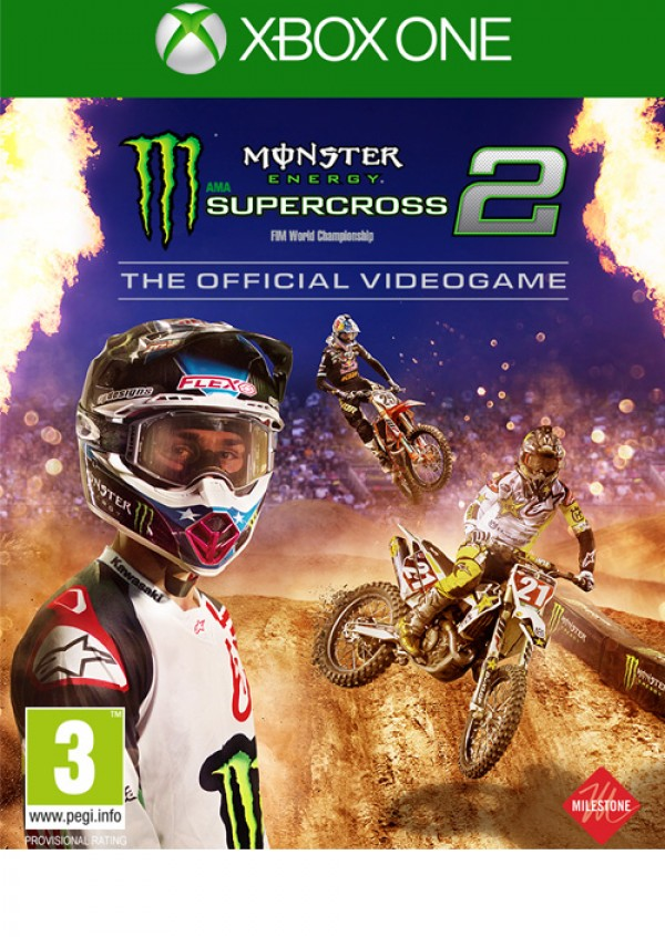 XBOXONE Monster Energy Supercross - The Official Videogame 2 (  )
