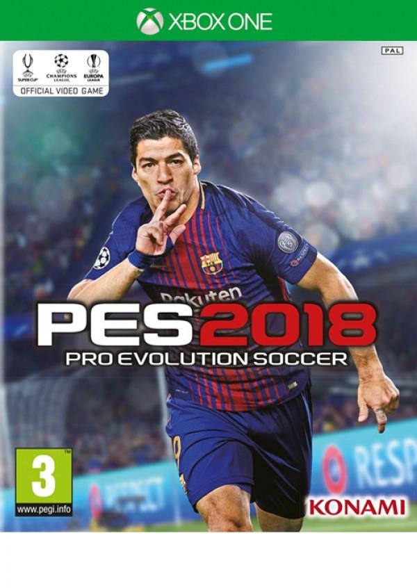 XBOXONE Pro Evolution Soccer 2018 Standard Edition (  )