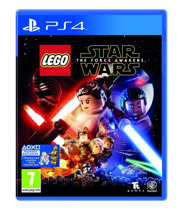 PS4 LEGO Star Wars - The Force Awakens (  )