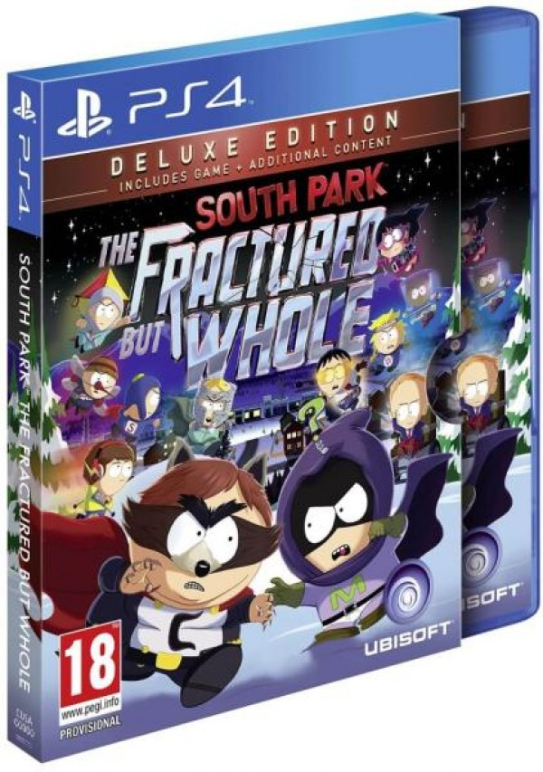 PS4 South Park The Fractured But Whole DeLuxe Edition (  )