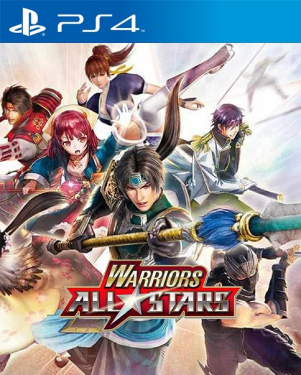 PS4 Warriors All Stars (  )
