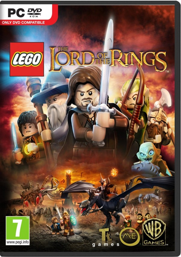 PC Lego Lord of the Rings (  )