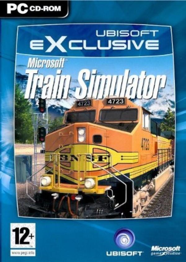 PC Train Simulator (  )