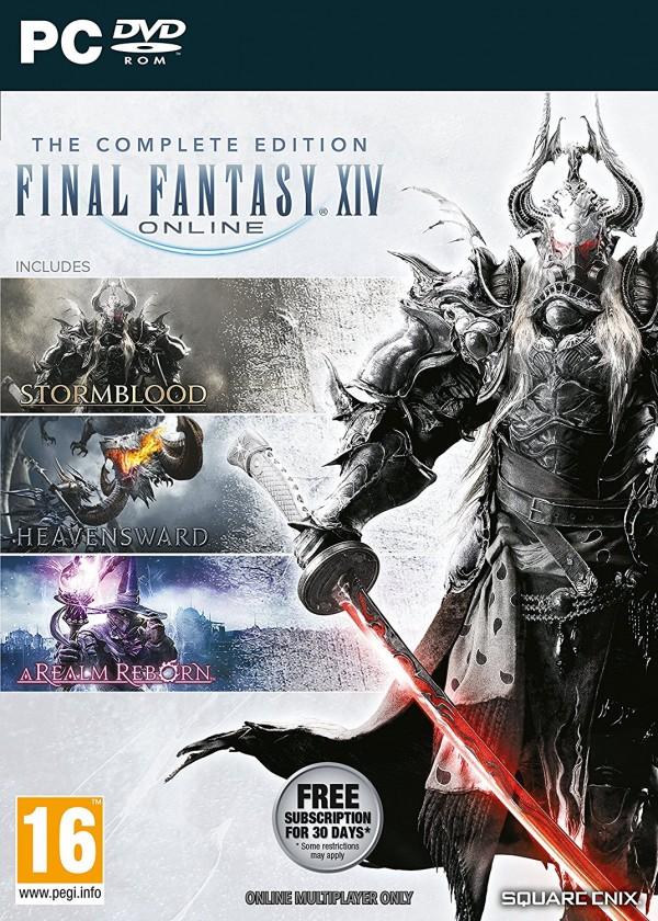 PC Final Fantasy XIV Online Complete Edition ( SFFSBVEN04 )
