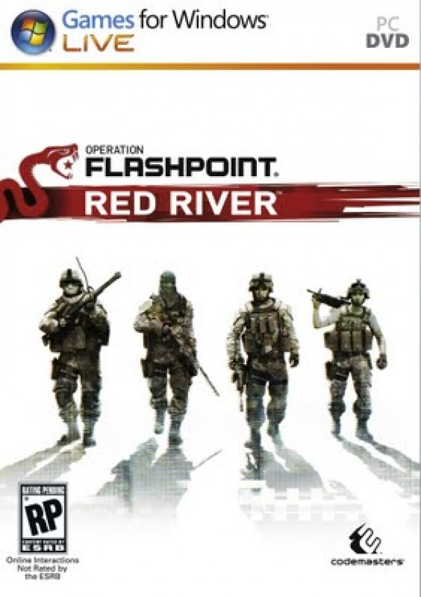 PC Operation Flashpoint Red River (  )