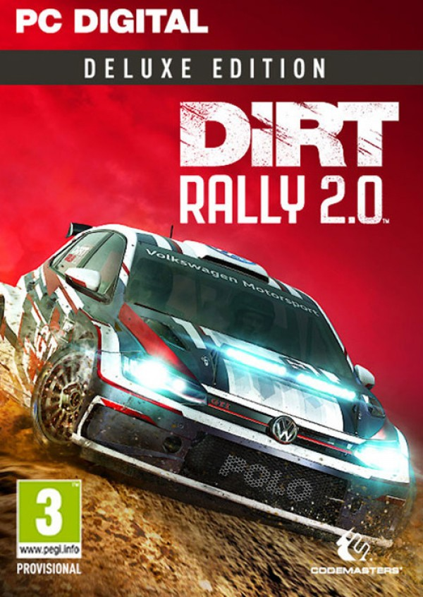 PC DiRT Rally 2.0 Deluxe Edition (  )