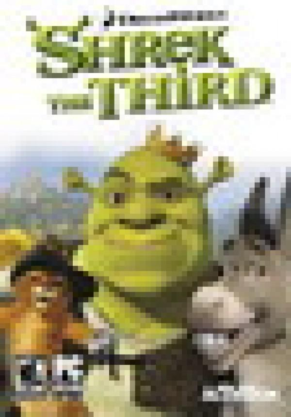 PC Shrek The Third ( 33115UK )