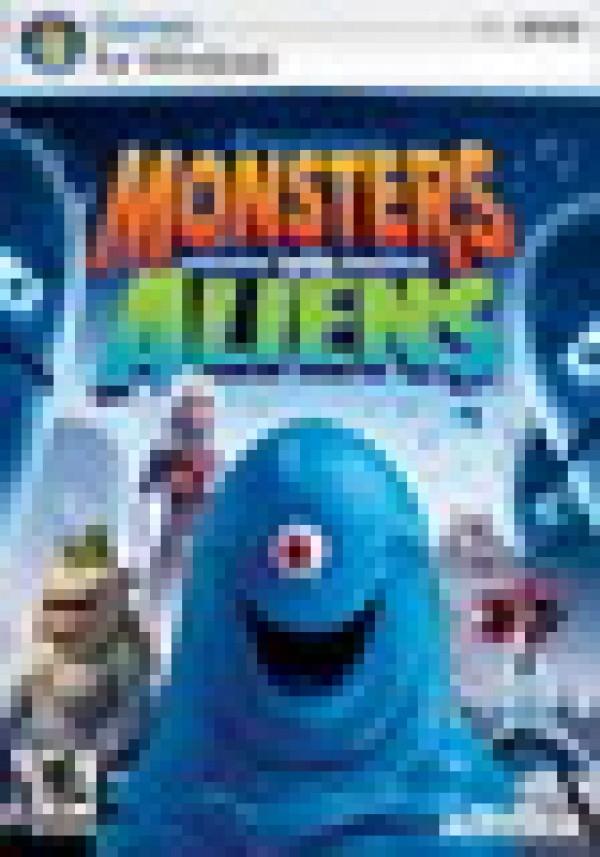 PC Monsters vs. Aliens ( 33263UK )