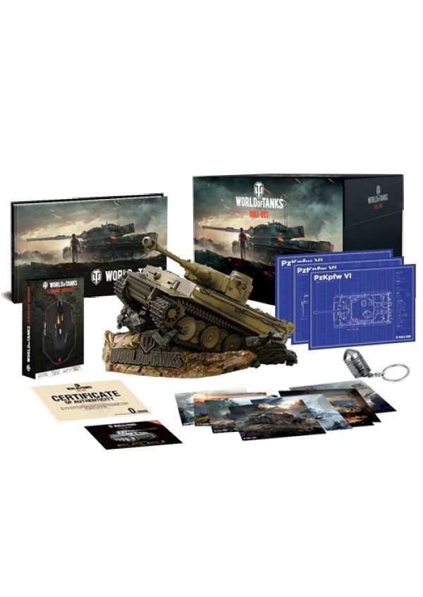 PC World of Tanks Collector's edition (  )