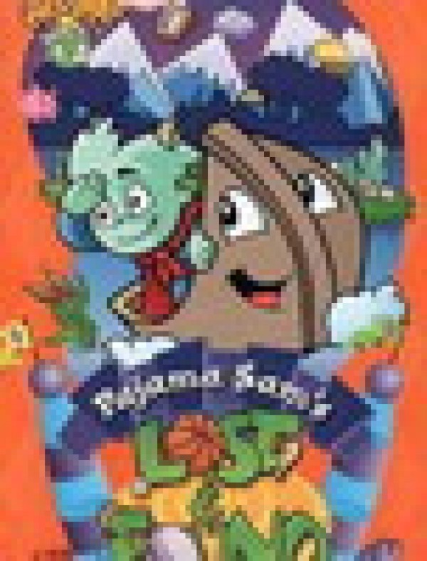 PC Pajama Sam Lost and Found, MB (  )