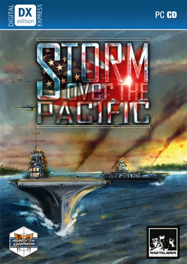 PC Storm Over the Pacific (  )