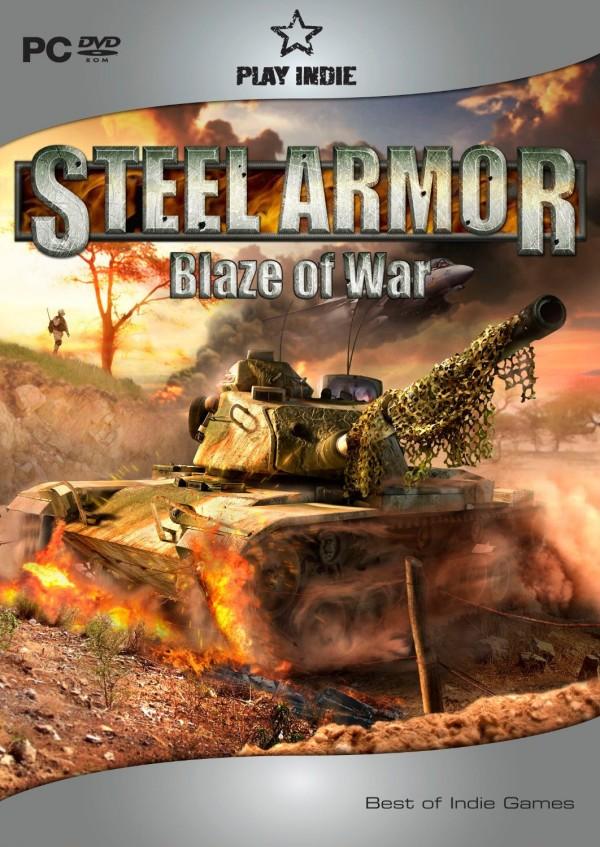 PC Steel Armor Blaze Of War (  )