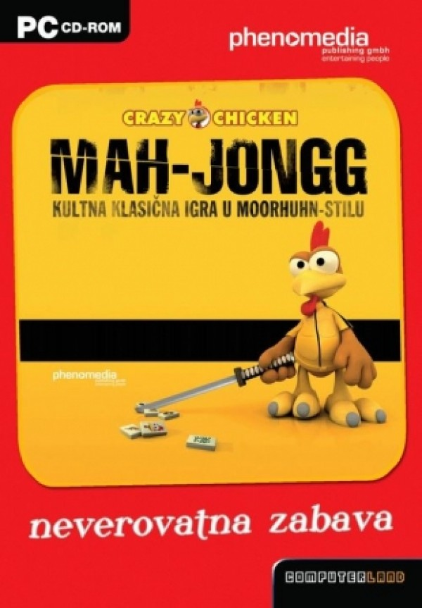 PC Crazy Chicken Mah-Jongg ( 800054 )