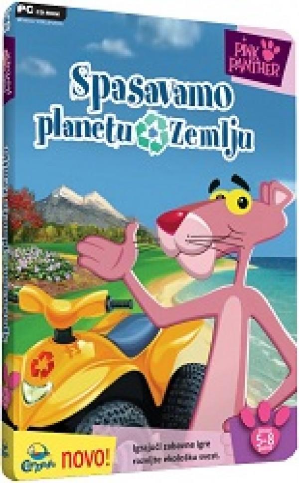 PC Pink Panther: Spasavamo Planetu Zemlju (  )