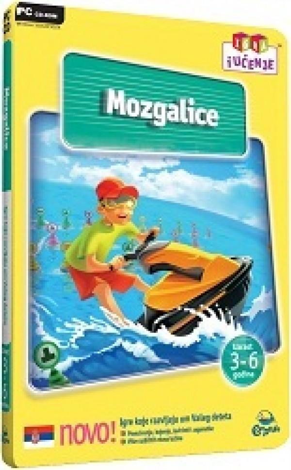 PC Igra i ucenje: Mozgalice (  )