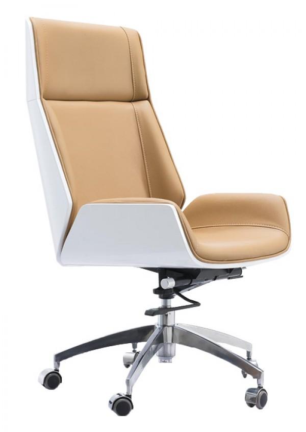 Office Fotelja - Visoki naslon Bela/Krem ( MC094-2W ) ( MC094-2W )