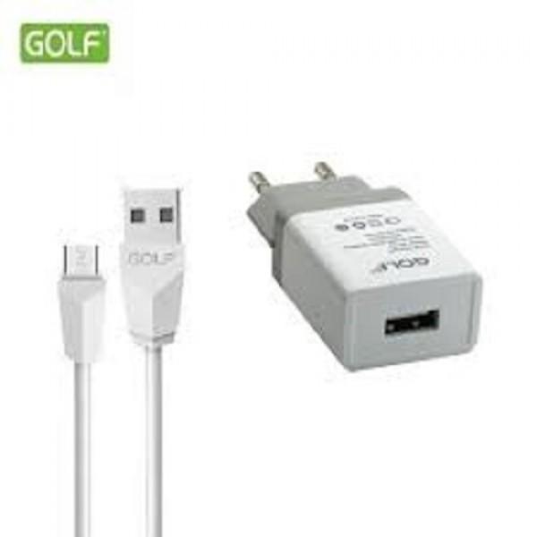GOLF KUCNI PUNJAC MIKRO USB 1A GF-U1M (VTP)