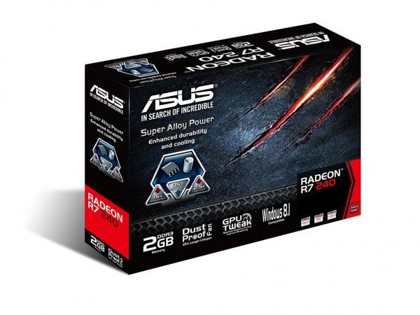 Asus AMD R7 240 2GB 128bit R7240-2GD3-L' ( 'R7240-2GD3-L' )