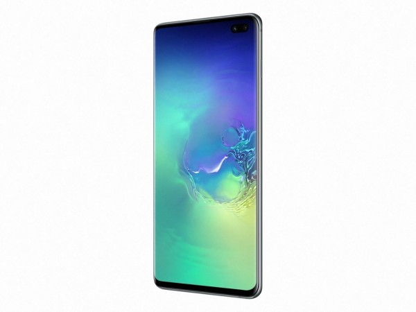 Samsung Galaxy S10+ 128GB Green DS' ( 'SM-G975FZGDSEE' )