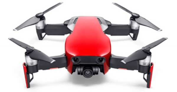 DJI MAVIC Air Fly More Combo Flame Red' ( 'CP.PT.00000169.02' )