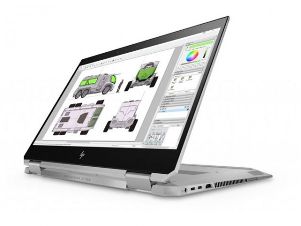 HP NOT Zbook Studio G5 x360 i7-8750H 8G256 W10p, 2ZC59EA
