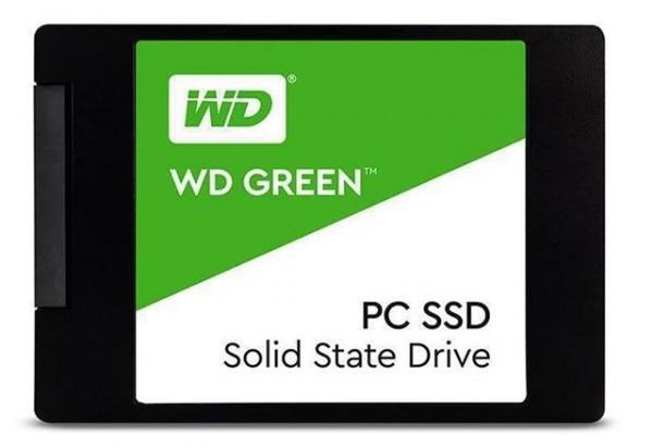 SSD WDGreen™ 480GB WDS480G2G0A