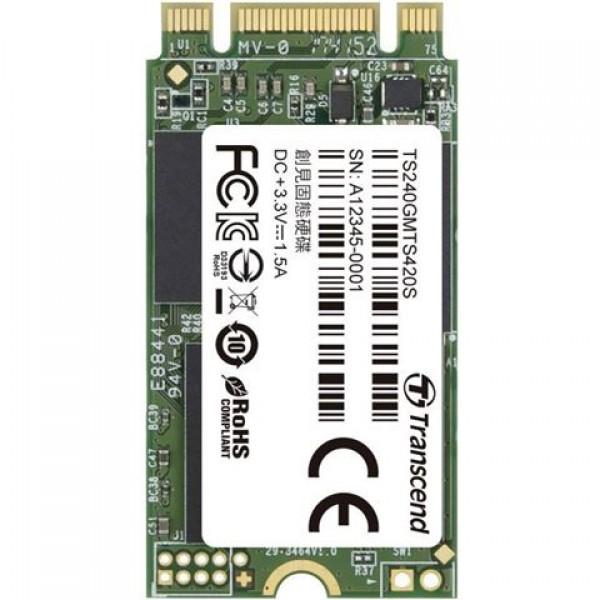SSD Transcend 240GB M.2 2242 SATA