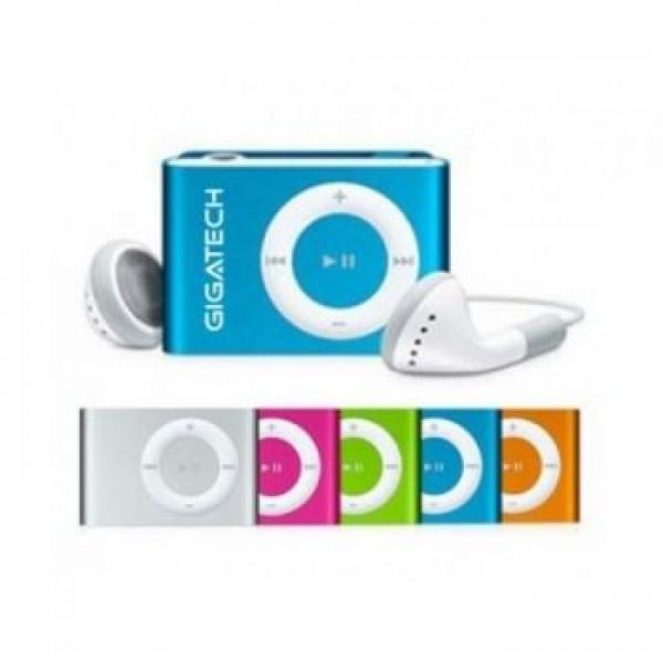 MP3 PLAYER GIGATECH GMP-03 silver