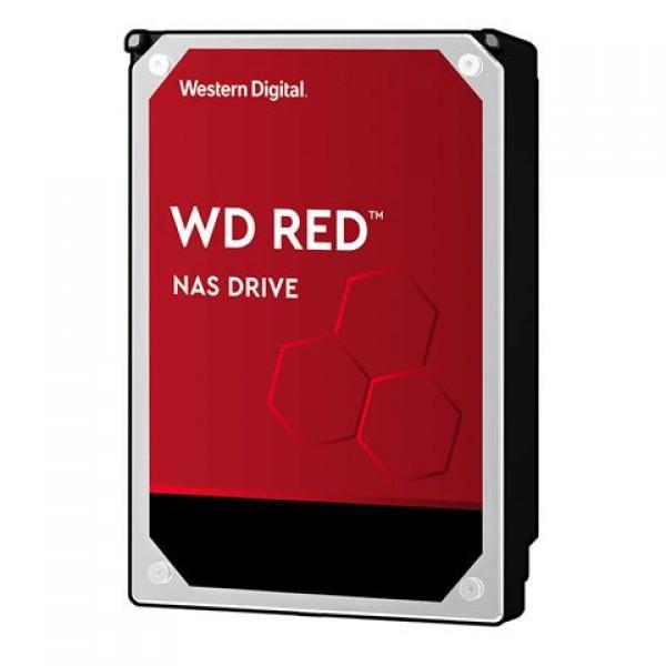 WD  SATA 8TB Red 80EFAX