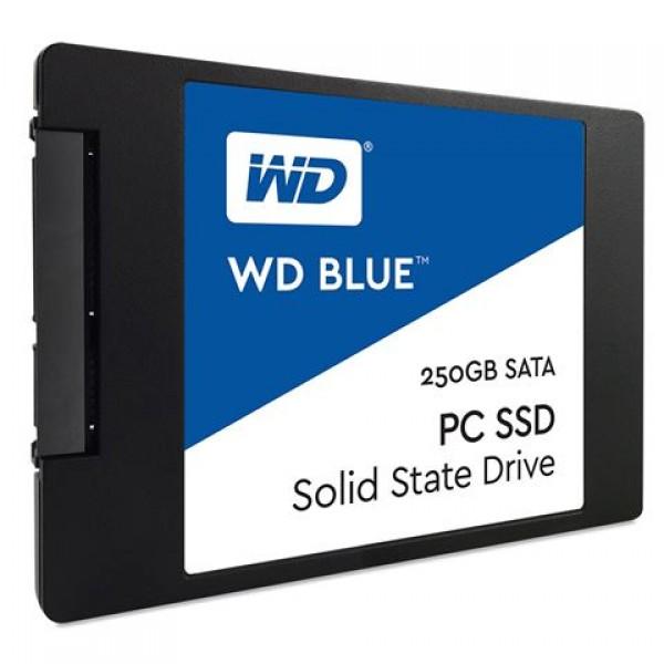SSD  250GB WD Blue 3D NAND WDS250G2B0A