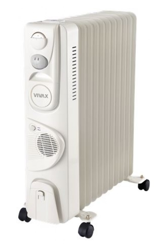 VIVAX HOME uljni radijator OH-112504F