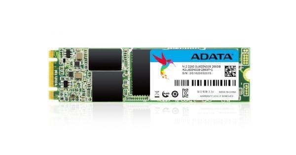 SSD M.2  256GB ADATA ASU800NS38-256GT-C