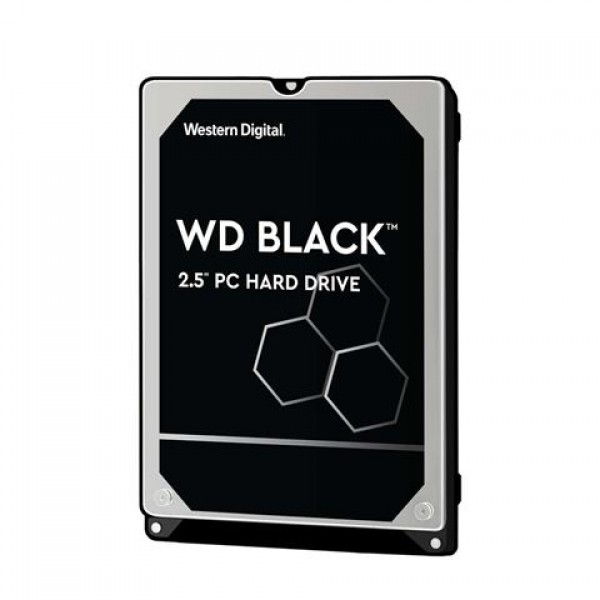 Hard Disk WDBlack™ 500GB, SATA 2,5''