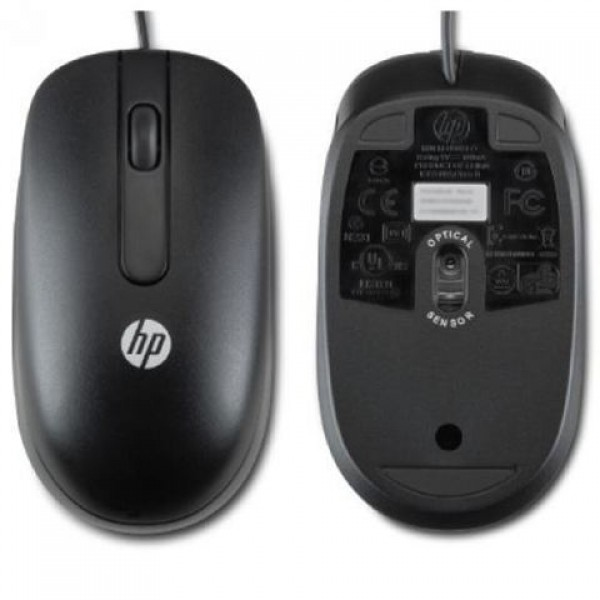 HP ACC Mouse Optical USB , QY777AA