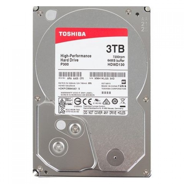 Tvrdi Disk Toshiba P300 3TB 3.5''
