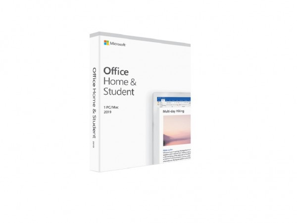Office Home and Student 2019 English CEE Only Medialess' ( '79G-05061' )