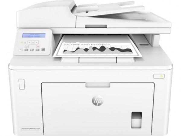 HP LaserJet Pro MFP M227sdn, A4, LAN, duplex, ADF' ( 'G3Q74A' )