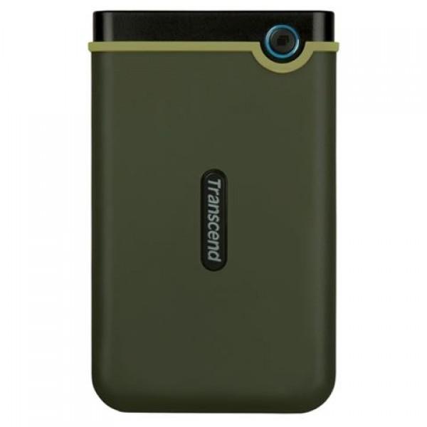 HDD EXT  2TB TRANSCEND 2.5'' USB 3.1 Military Green TS2TSJ25M3G