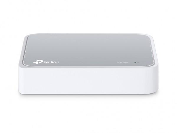 TP-LINK Switch 5x RJ45 10100Mbps plasticno kuciste' ( 'TL-SF1005D' )