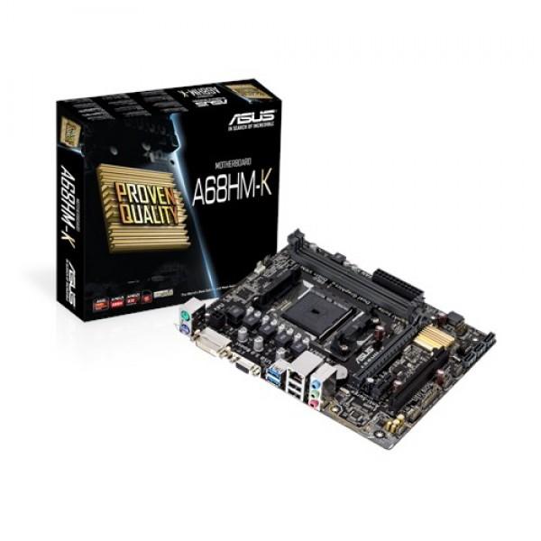 Asus AMD MB A68HM-K FM2+' ( 'A68HM-K' )