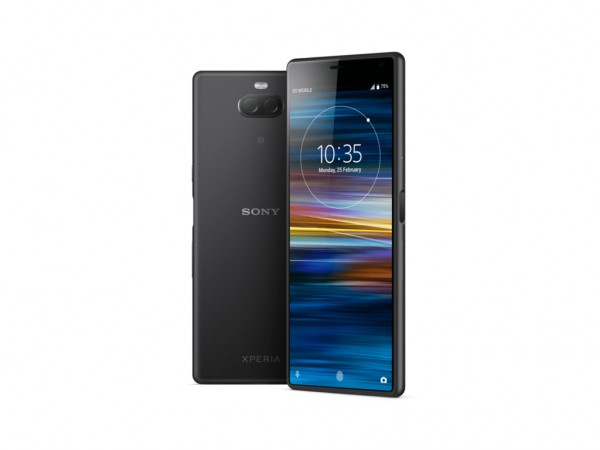 Sony I4113 Xperia 10 Black' ( 'M_1318-7254' )